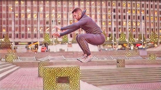 Plyo Box Jump