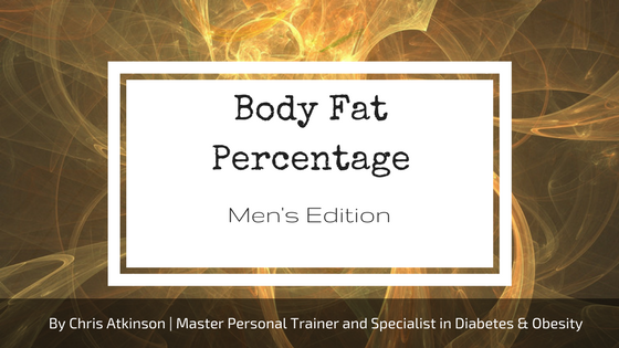 Body Fat Percentage (M) Blog Graphic