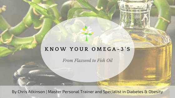 Know Your Omega-3's Blog Graphic