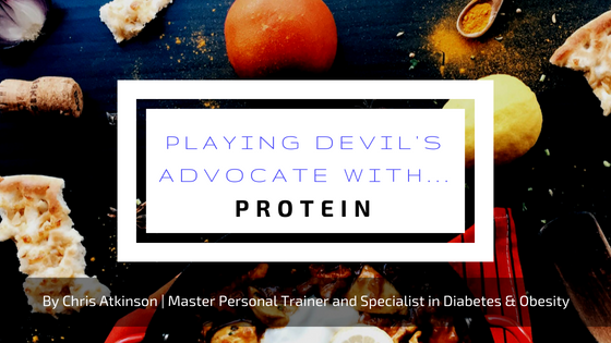 Playing Devil's Advocate with Protein