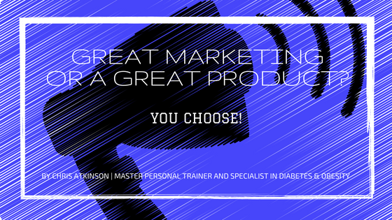 Great Marketing or a Great Product_ You Choose!