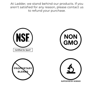 Ladder NSF-Certified