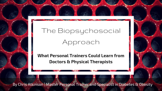 The Biopsychosocial Approach Blog Graphic