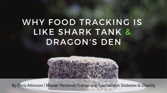Why Food Tracking is Like Shark Tank & Dragon's Den
